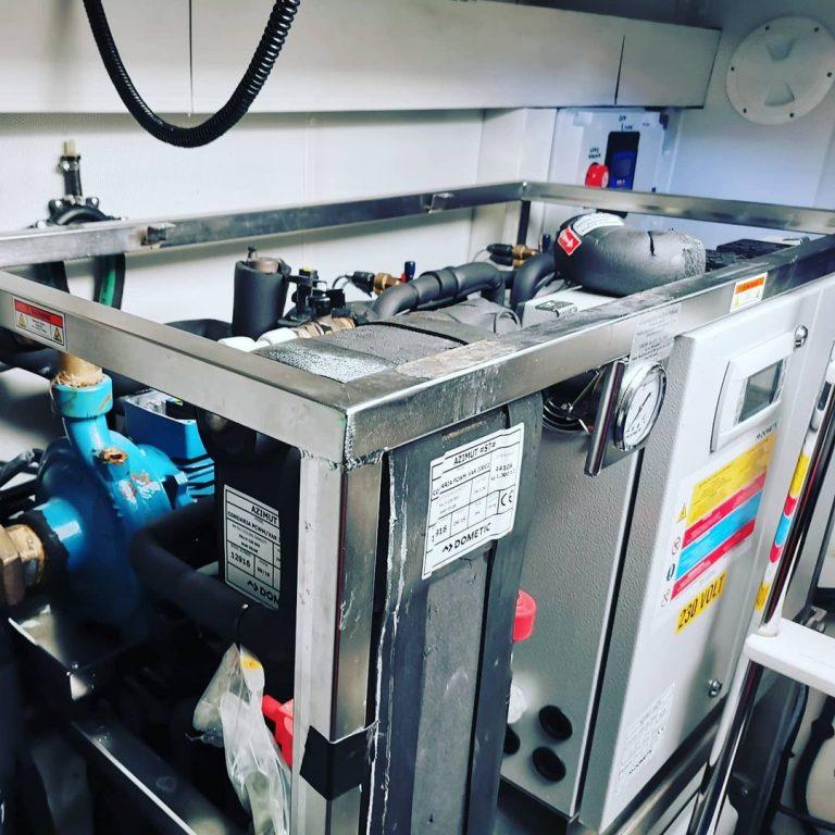 Manutenção e Assistência Técnica Ar Condicionados de Embarcações